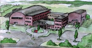 Mystic Island High School