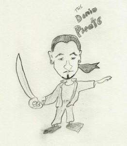 The Denim Pirate